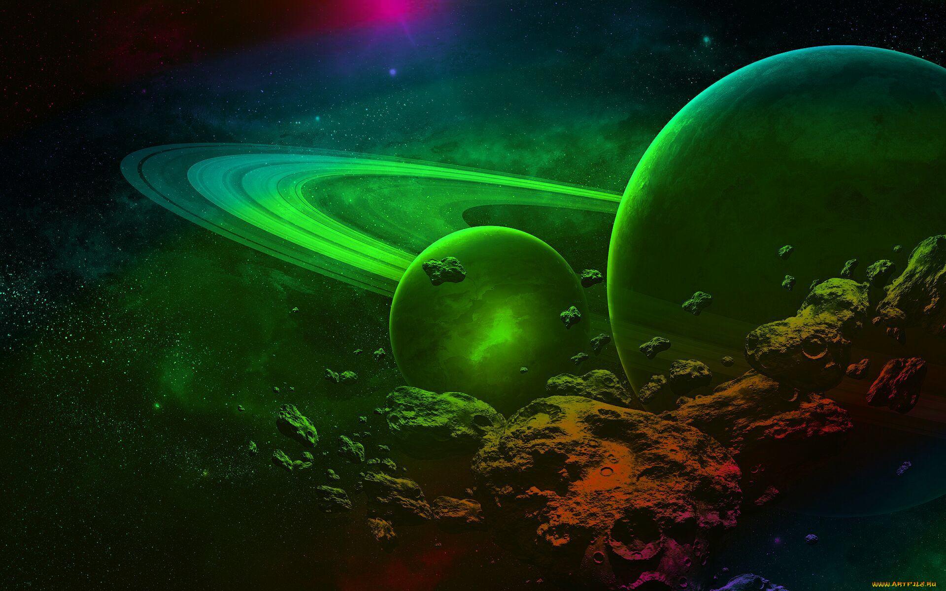 картинки разноцветных планет фен-шуй хотея используют